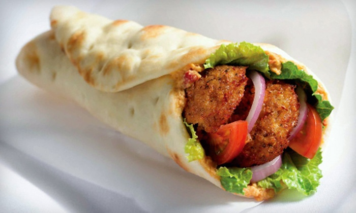 Feta and Olives - Downtown: $6 for $12 Worth of Mediterranean Food and Drinks at Feta and Olives