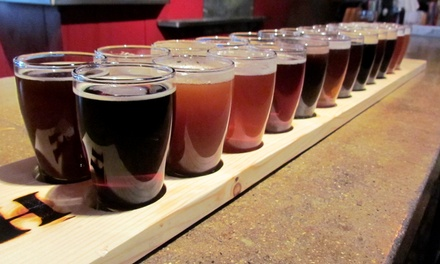 Beer Tasting for Two or Four at Hideout Brewing Company (Up to 46% Off)