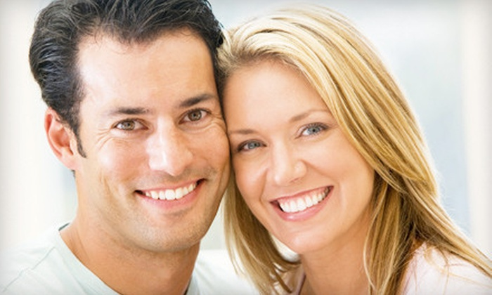 Marlene Thompson DDS - Multiple Locations: $99 for a Dental Consultation, X-rays, and Zoom! Whitening Treatment from Marlene Thompson, DDS (Up to $379 Value)
