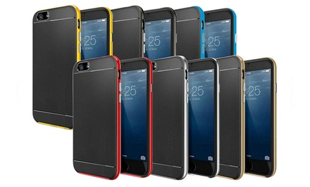 Abyss Metallic Bumper Case for iPhone 6 or 6 Plus from $9.99–$11.99