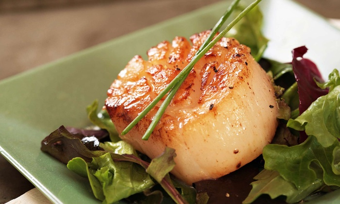 The Luxury Box - Campbell: $18 for $30 Worth of Upscale Pub Food at The Luxury Box