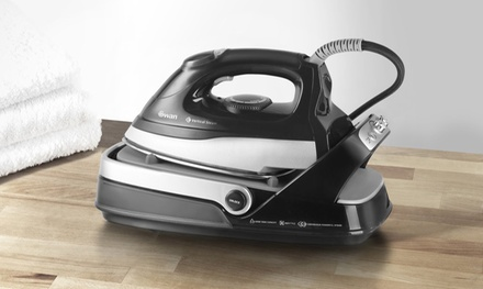 Swan SI9051N 2400W Compact Steam Generator for £49.99 With Free Delivery (78% Off)