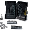 55-Piece Drill and Screwdriver Bit Set