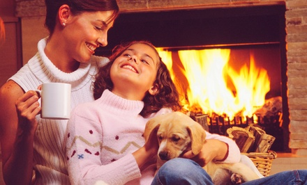$59 for Chimney Cleaning from All 'n One Company ($149 Value)