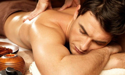 One or Two 60-Minute Therapeutic Massage and Chiropractic Packages at SoulWorks (Up to 80% Off)