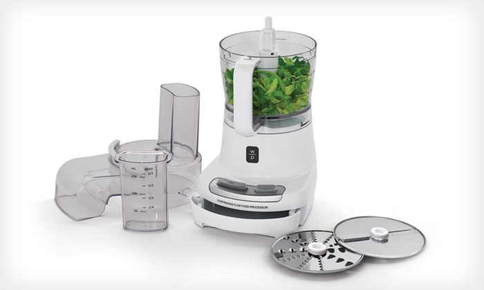 Wolfgang Puck 4-Cup Food Processor: $45 for a Wolfgang Puck 4-Cup Food Processor ($199.99 List Price). Free Shipping.