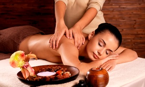 La Parlour: 30-Minute Half Body Massage (back and legs) with 30-Minute cleansing facial at La Parlour