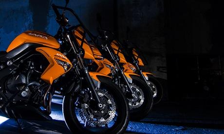 Curso para obtener el carné de moto A1 o A2 con 5 o 7 prácticas desde 49 € en 46 centros de Autoescuela Lara