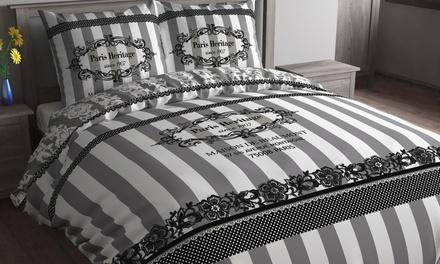 Bettwäsche-Set Paris in Farbe und Größe der Wahl