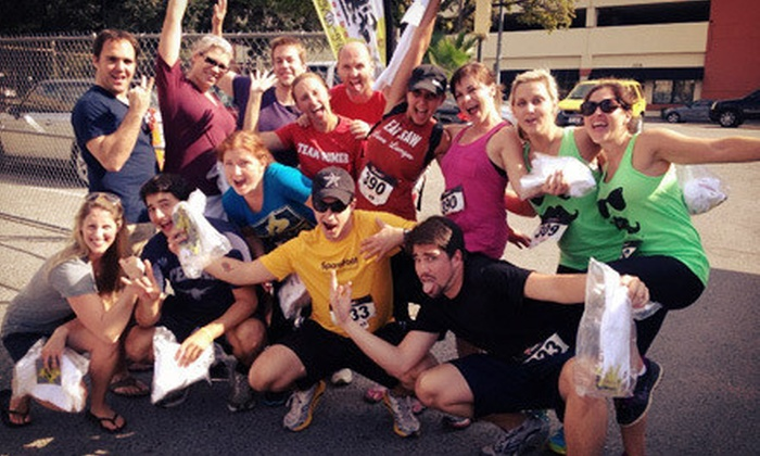 CityScape Adventures - Whiskey Girl: $45 for CityScape Adventures Race Entry for a Two-Person Team on Saturday, March 9 (Up to $150 Value)
