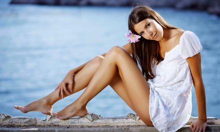 Two or Four Airbrush Tans at Behnosh Day Spa (68% Off)