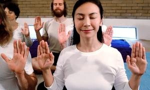 75% Off Yoga and Meditation  at Guru Gayatri Yoga and Meditation Center, plus 6.0% Cash Back from Ebates.