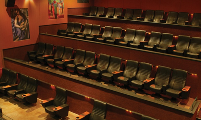 Cinetopia - Millplain 8: $16 for a Movie for Two with One Drink Credit at Cinetopia (Up to $40 Value)