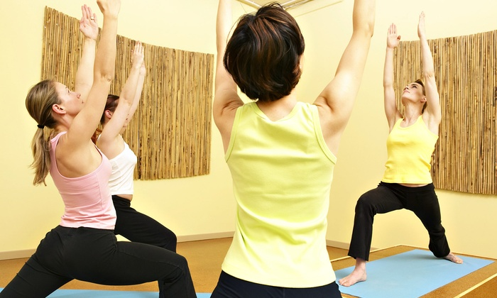The Modern Yogi - Boston: Personalized Yoga Party for Up to 20 People from  The Modern Yogi (Up to 58% Off)