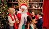 Busch Gardens Williamsburg - Williamsburg, VA: $26 for a Three-Day Christmas Town Visit for One at Busch Gardens ($35 Value)