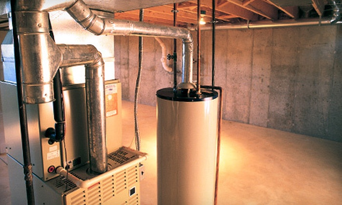Sparks Monroe Heating & Chimney - Rochester: $39 for a Furnace or AC Safety Inspection and Tune-Up from Sparks Monroe Heating & Chimney ($89.95 Value)