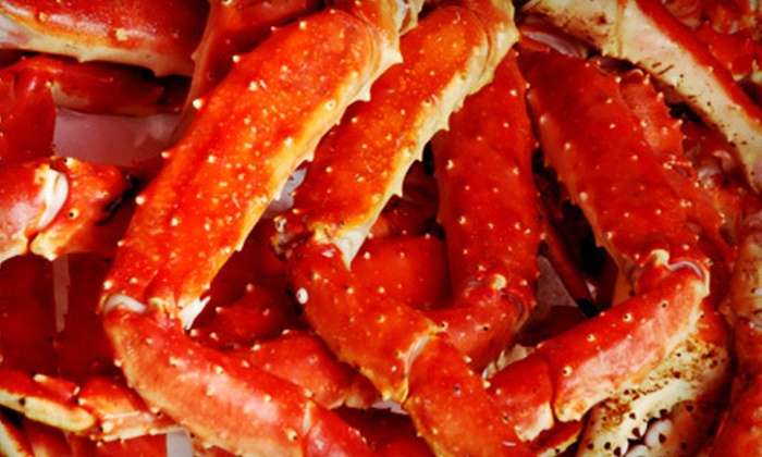 DiNardo's Famous Crabs  - Center City East: $25 for $50 Worth of Seafood and Drinks at DiNardo's Famous Crabs