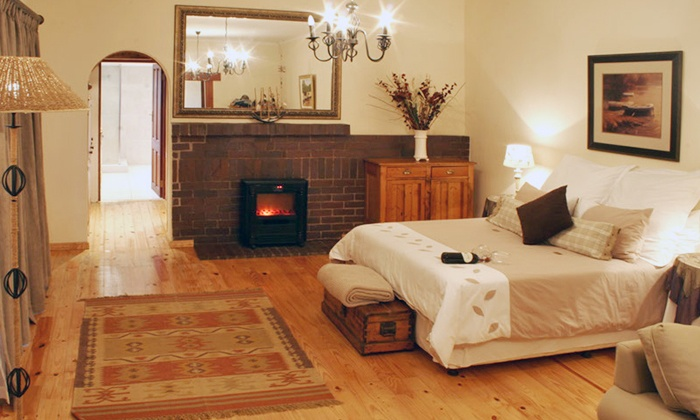 Sacred Mountain Lodge - Sacred Mountain Lodge: Noordhoek: Accommodation For Two Including Spa Vouchers at Sacred Mountain Lodge