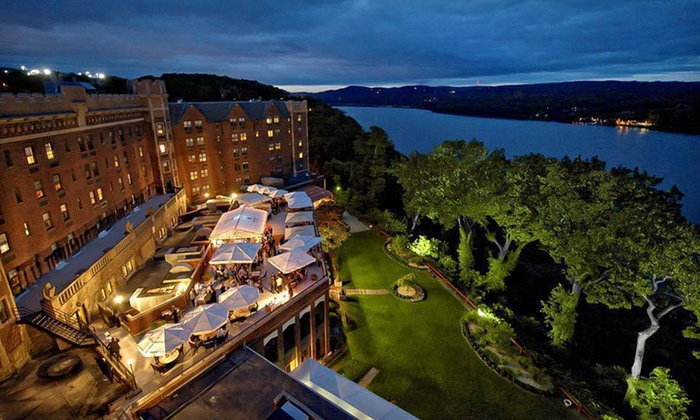 The Thayer Hotel at West Point - West Point, New York: One-Night Stay with Optional Meals, Drinks, and West Point Tour at The Thayer Hotel at West Point in West Point, NY