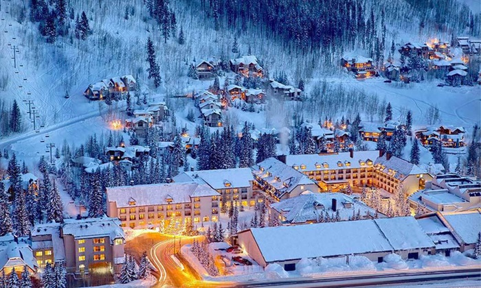 Vail Cascade - Vail, CO: One-Night Stay for Two with Resort Fee and Parking at Vail Cascade Resort & Spa