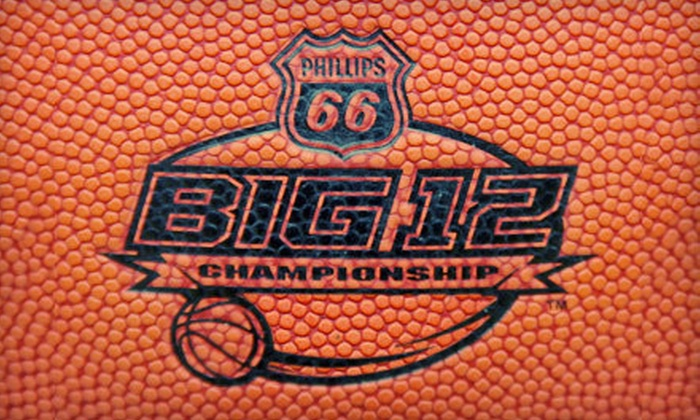 Big 12 Women's Basketball Championship - American Airlines Center: $40 to See Big 12 Women's Basketball March 8–9 (Up to $83.55 Value)