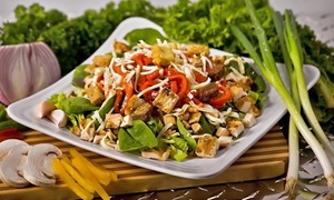 Healthy Cuisine At Muscle Maker Grill (up To 46% Off)