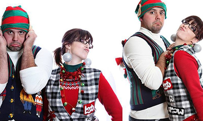 The Sweater Dash - Southeast Anaheim: $26 for One Entry to The Sweater Dash at Angels Stadium on December 14 (Up to $52 Value)
