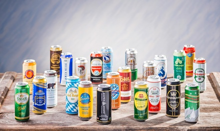 24 German Beers for £39.99 With Free Delivery