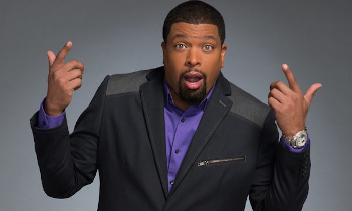 The Rocket City All-Star Comedy Festival Featuring DeRay Davis - Downtown Huntsville: The Rocket City All-Star Comedy Festival Featuring DeRay Davis on Saturday, July 12, at 8 p.m. (Up to 41% Off)