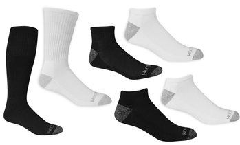 Fruit of the Loom Men's Dual Defense Socks (12-Pack)