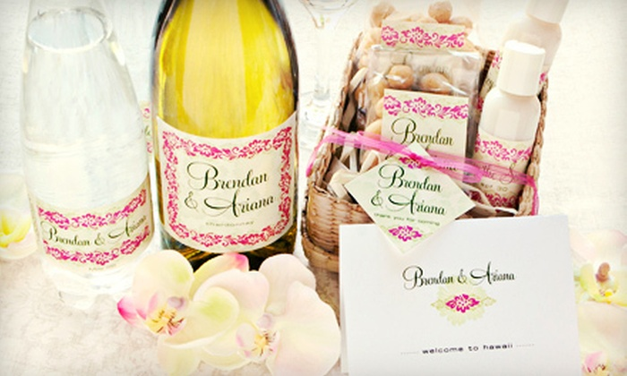My Own Labels: Personalized Labels, Tags, Coasters, and Cards from My Own Labels (Up to 56% Off). Two Options Available.