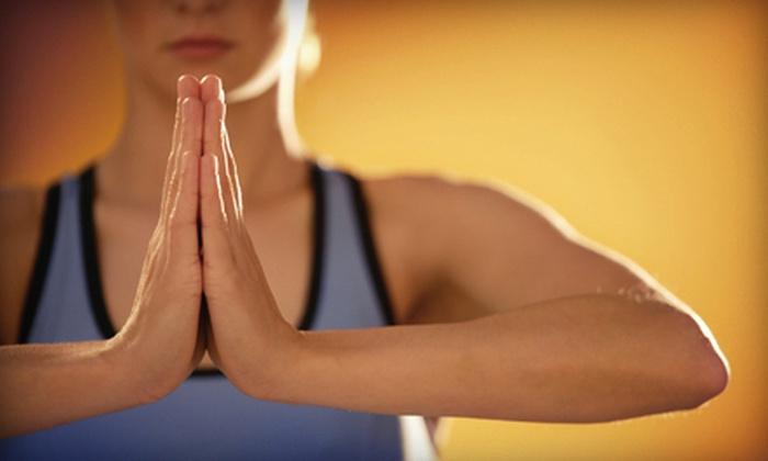 Umang's Wellness Haven - San Ramon: 10, 20, or 30 Yoga Classes at Umang's Wellness Haven in San Ramon (Up to 92% Off)