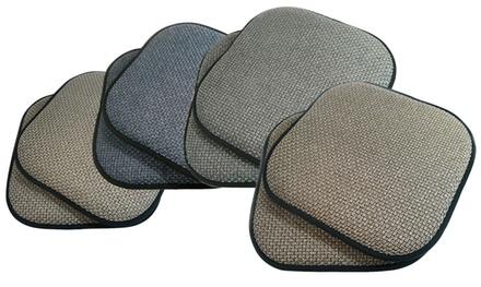 Tobago Memory Foam Chair Pads (2-Piece)