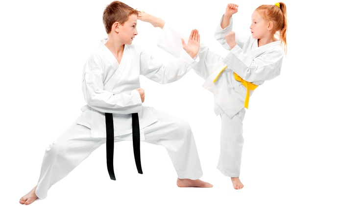 Excel Taekwondo - Columbine Knolls South: 10 or 16 Kids Taekwondo Lessons with a Uniform at Excel Taekwondo (Up to 90% Off)