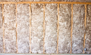 Story Home Services: Blown Fiber Glass or Crawlspace Insulation from Story Home Services