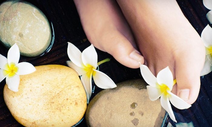 Your Natural Element Day Spa & Salon - Hinsdale: One or Three Berry Pedicures at Your Natural Element Day Spa & Salon (Up to 62% Off)