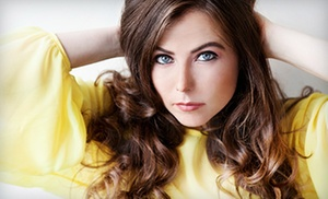 Studio One Hair Professionals: Haircut and Conditioning with Optional Highlights or Colour at Studio One Hair Professionals (Up to 57% Off)