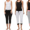 Coco Limon Tank and Lounge Jogger Sets (4-Piece)