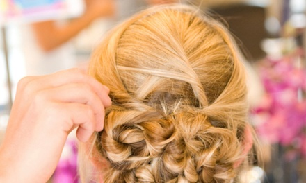 Prom Updo-Styling Session from salon vava (55% Off)