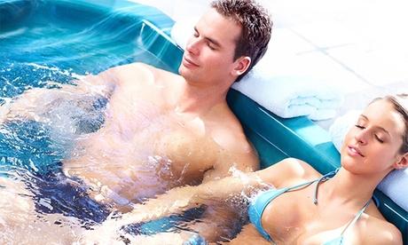 Acceso a circuito de spa para dos personas con opción a masaje relajante desde 16,95 € en Be Well Organic Spa