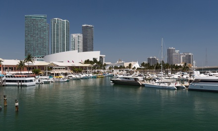 Boat Tour of Miami or Top Three Miami Tours in One-Day Combo from Half Price Tour Tickets (Up to 55% Off)