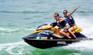 Beachsports Turnberry 2 LLC: $89 for a One-Hour Jet Ski Rental for One or Two People at Beachsports Turnberry 2 LLC ($145 Value)