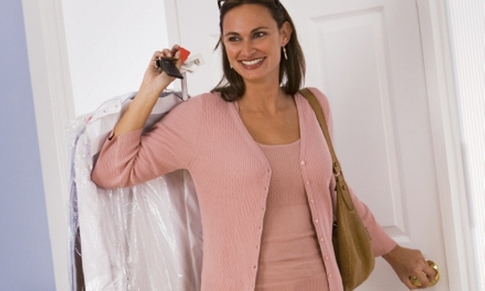 Demetri's Valet - Levittown: $10 Worth of Dry Cleaning