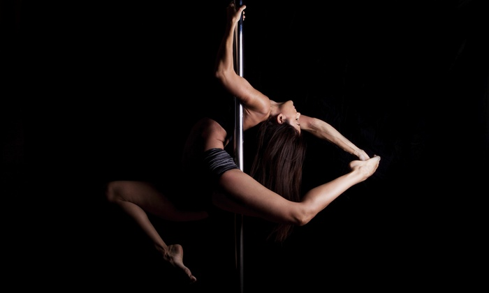 "Polesque Vixens - Merced: Four Weeks of Unlimited Pole Dancing Classes at Polesque Vixens ""A Fitness Studio""  (71% Off)"