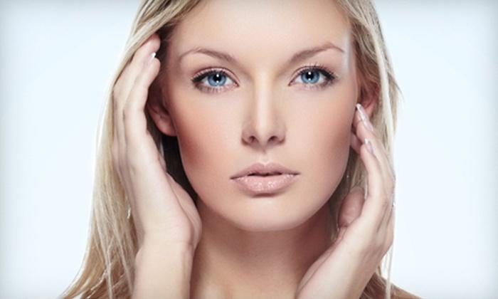 Avèa Wellness Center - Avea Wellness Center - Jones office: One or Three Microlaser Facial Peels with a Skin Analysis at Avèa Wellness Center (Up to 72% Off)