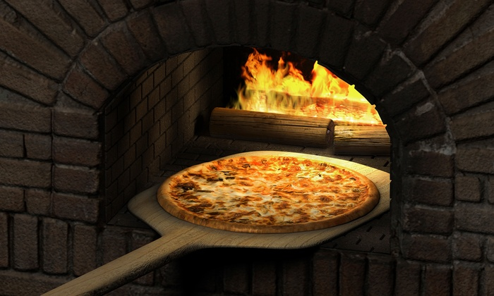 M & T's Pizzeria - Grand Rapids: $10 for $20 Worth of Wood-Fired Pizza and Italian Food at M & T's Pizzeria