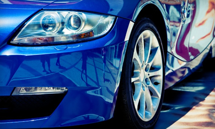 Top Gun Auto Detail - Multiple Locations: Auto Detailing with Scotchgard at Top Gun Auto Detail (Up to 58% Off). Four Options Available.