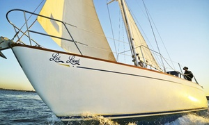 San Diego Sailing Tours: Two-Hour Daytime Signature Sailing Tour for Two to Six From San Diego Sailing Tours (Up to 40% Off)