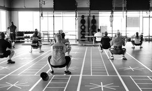 Rocklin CrossFit: $16 for 12 CrossFit or CrossFit Light Classes at CrossFit (Up to $199 Value)