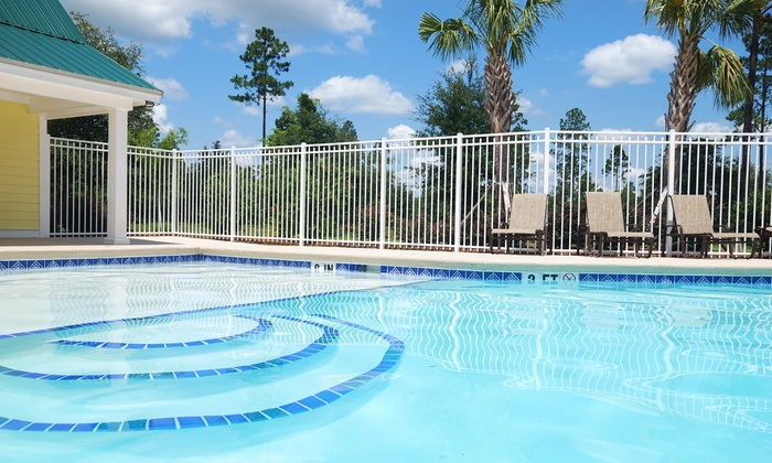 AZ Century Pool Plastering - Phoenix: Pool Chip and Replaster or Mini-Pebble Repair from AZ Century Pool Plastering (50% Off)